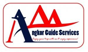 Angkor Guide Services Logo